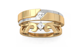 kreeli-Diamond Engagement Rings for couple