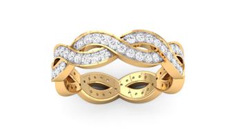 kreeli-Diamond Wedding Bands for Women
