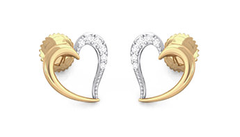 kreeli-Fine Diamond Earrings for her