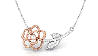 kreeli- Fine Diamond Necklace for Women