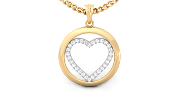 kreeli-Fine Diamond Pendant for Women